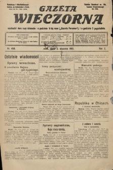Gazeta Wieczorna. 1912, nr459