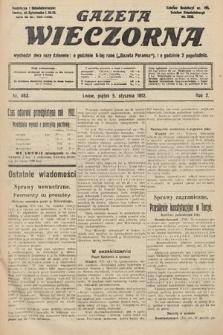 Gazeta Wieczorna. 1912, nr463