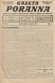 Gazeta Poranna. 1912, nr464