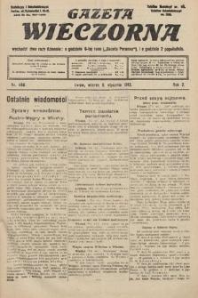 Gazeta Wieczorna. 1912, nr468