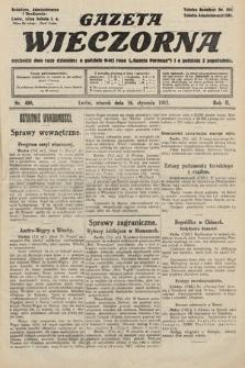 Gazeta Wieczorna. 1912, nr480