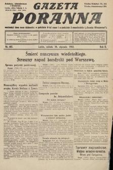 Gazeta Poranna. 1912, nr487