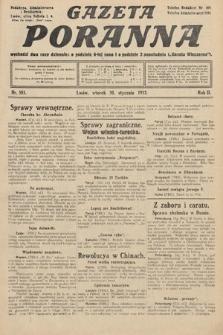 Gazeta Poranna. 1912, nr503
