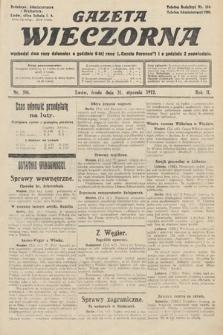 Gazeta Wieczorna. 1912, nr506