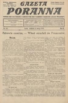 Gazeta Poranna. 1912, nr512