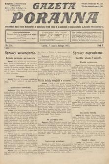 Gazeta Poranna. 1912, nr516