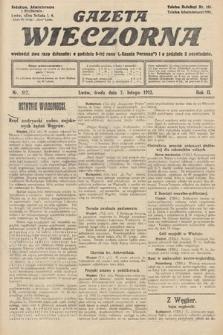 Gazeta Wieczorna. 1912, nr517