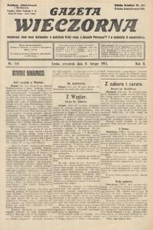 Gazeta Wieczorna. 1912, nr519