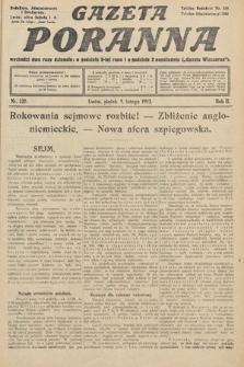 Gazeta Poranna. 1912, nr520
