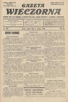 Gazeta Wieczorna. 1912, nr521