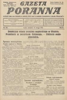 Gazeta Poranna. 1912, nr524