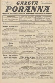 Gazeta Poranna. 1912, nr526