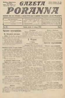 Gazeta Poranna. 1912, nr532