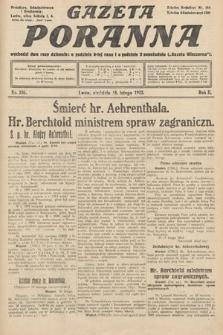 Gazeta Poranna. 1912, nr536