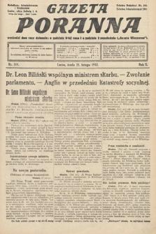 Gazeta Poranna. 1912, nr540