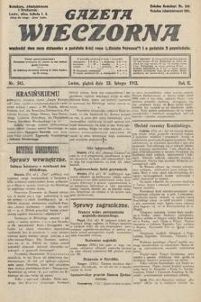 Gazeta Wieczorna. 1912, nr545