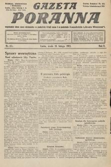 Gazeta Poranna. 1912, nr552