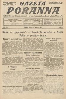 Gazeta Poranna. 1912, nr556