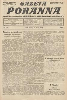 Gazeta Poranna. 1912, nr558