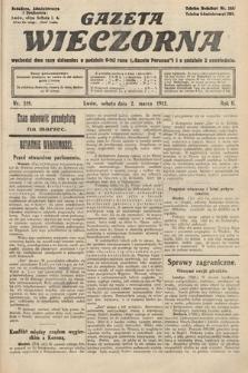 Gazeta Wieczorna. 1912, nr559