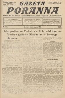 Gazeta Poranna. 1912, nr564