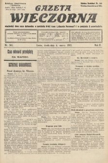 Gazeta Wieczorna. 1912, nr565
