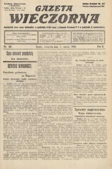 Gazeta Wieczorna. 1912, nr567