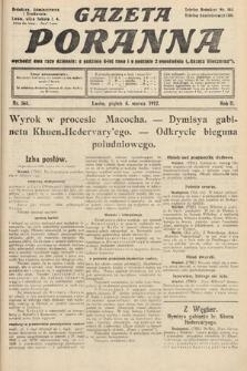 Gazeta Poranna. 1912, nr568