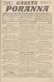 Gazeta Poranna. 1912, nr572