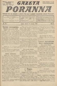 Gazeta Poranna. 1912, nr574