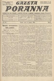 Gazeta Poranna. 1912, nr576