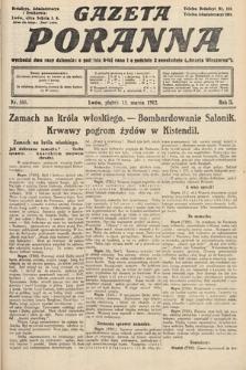 Gazeta Poranna. 1912, nr580