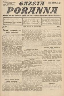 Gazeta Poranna. 1912, nr586