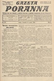 Gazeta Poranna. 1912, nr590