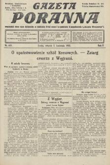 Gazeta Poranna. 1912, nr609