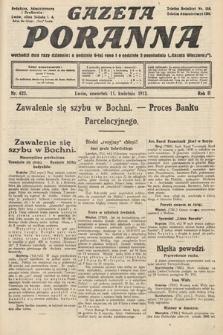Gazeta Poranna. 1912, nr623