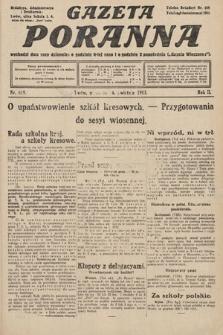 Gazeta Poranna. 1912, nr629