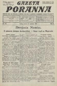 Gazeta Poranna. 1912, nr643