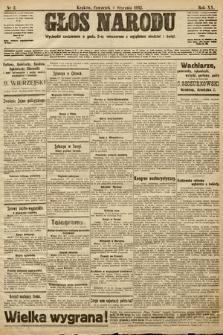 Głos Narodu. 1912, nr2