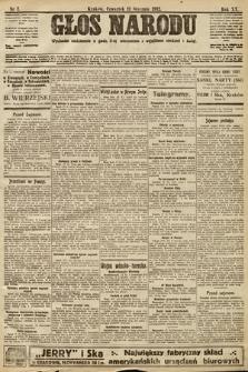 Głos Narodu. 1912, nr7