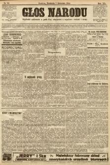 Głos Narodu. 1912, nr80
