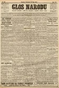 Głos Narodu. 1912, nr120