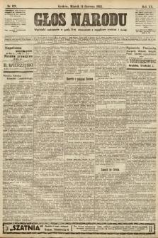 Głos Narodu. 1912, nr129