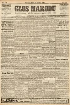Głos Narodu. 1912, nr132