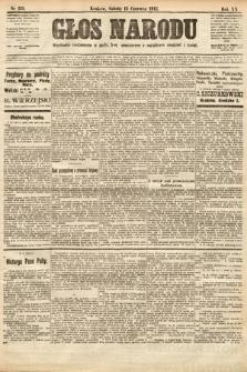 Głos Narodu. 1912, nr133