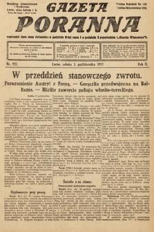 Gazeta Poranna. 1912, nr922