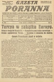 Gazeta Poranna. 1912, nr969