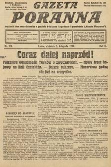 Gazeta Poranna. 1912, nr971