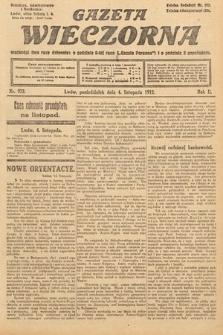 Gazeta Wieczorna. 1912, nr972