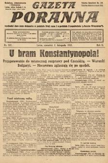 Gazeta Poranna. 1912, nr977